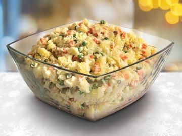 Soutěž ve výrobě bramborového salátu