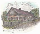 Bývalá hospoda u Lacinů
